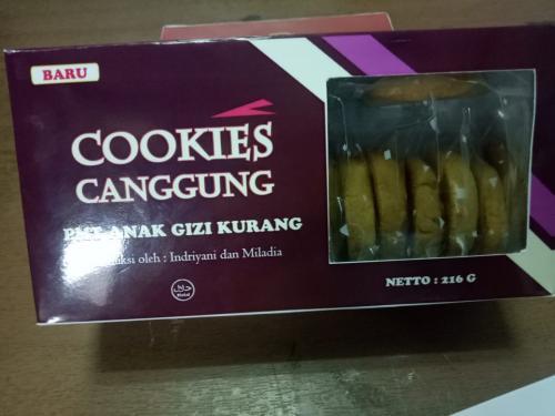 Cookies Canggung