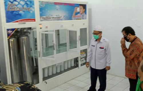 Depot Air Minum Isi Ulang SmartFresh