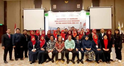 International Conference on Handling Non-Communicable Diseases